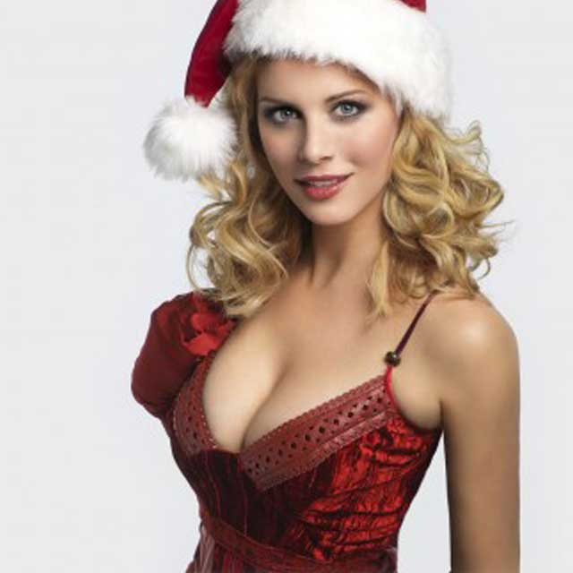 Work Christmas Party Ideas girl